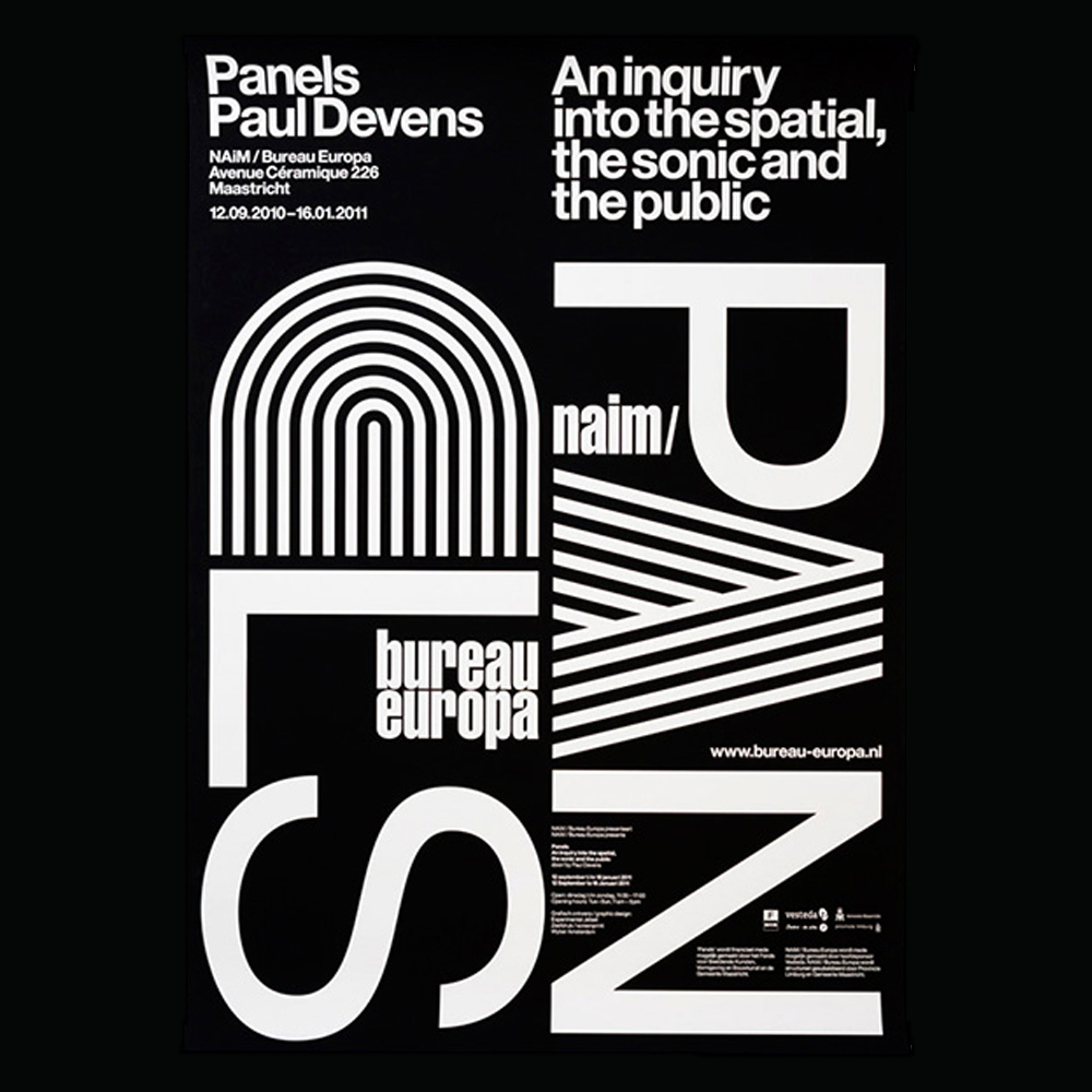 Experimental Jetset - Another Graphic | Archive of graphic design focused on typographic treatment | graphic design inspiration