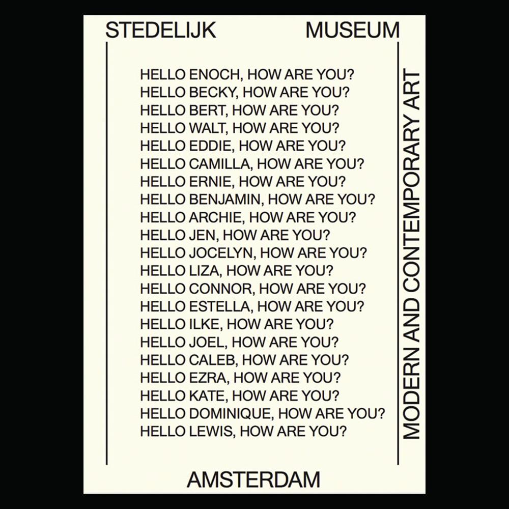 Mevis & Van Deursen - Another Graphic | Archive of graphic design focused on typographic treatment | graphic design inspiration