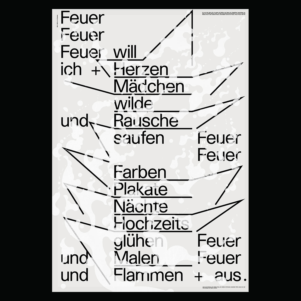Claudia Basel - Another Graphic | Archive of graphic design focused on typographic treatment | graphic design inspiration