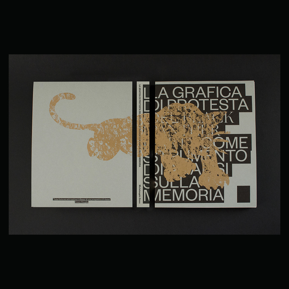 Michelangelo Greco - graphic design inspiration
