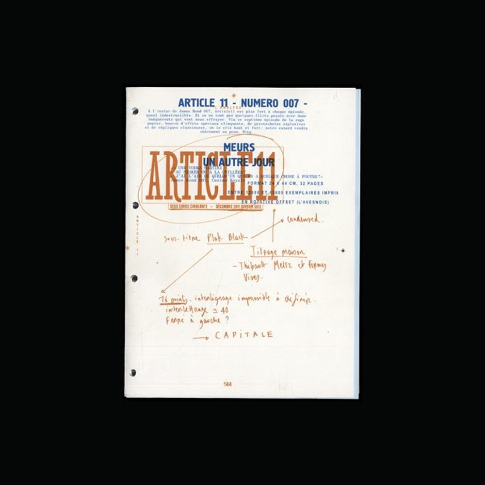 Alexandre Liziard - graphic design inspiration