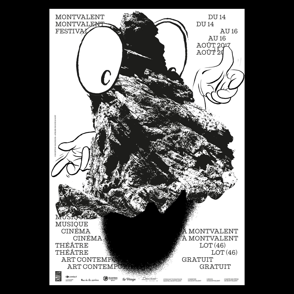 Choque Le Goff - Another Graphic | Archive of graphic design focused on typographic treatment | graphic design inspiration