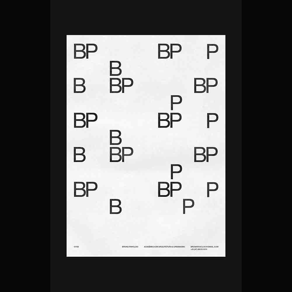 Alexandre Ruda - Another Graphic | Archive of graphic design focused on typographic treatment | graphic design inspiration