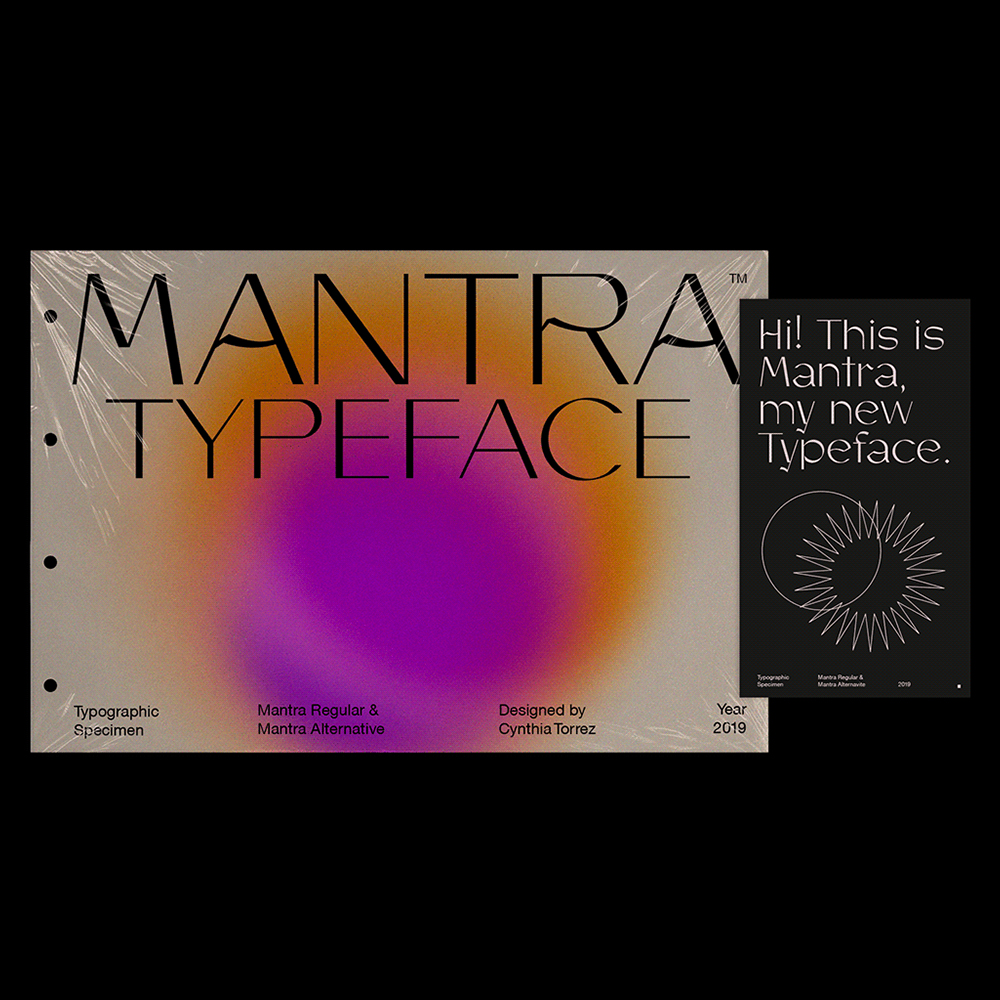 Cynthia Torrez - Another Graphic | Archive of graphic design focused on typographic treatment | graphic design inspiration