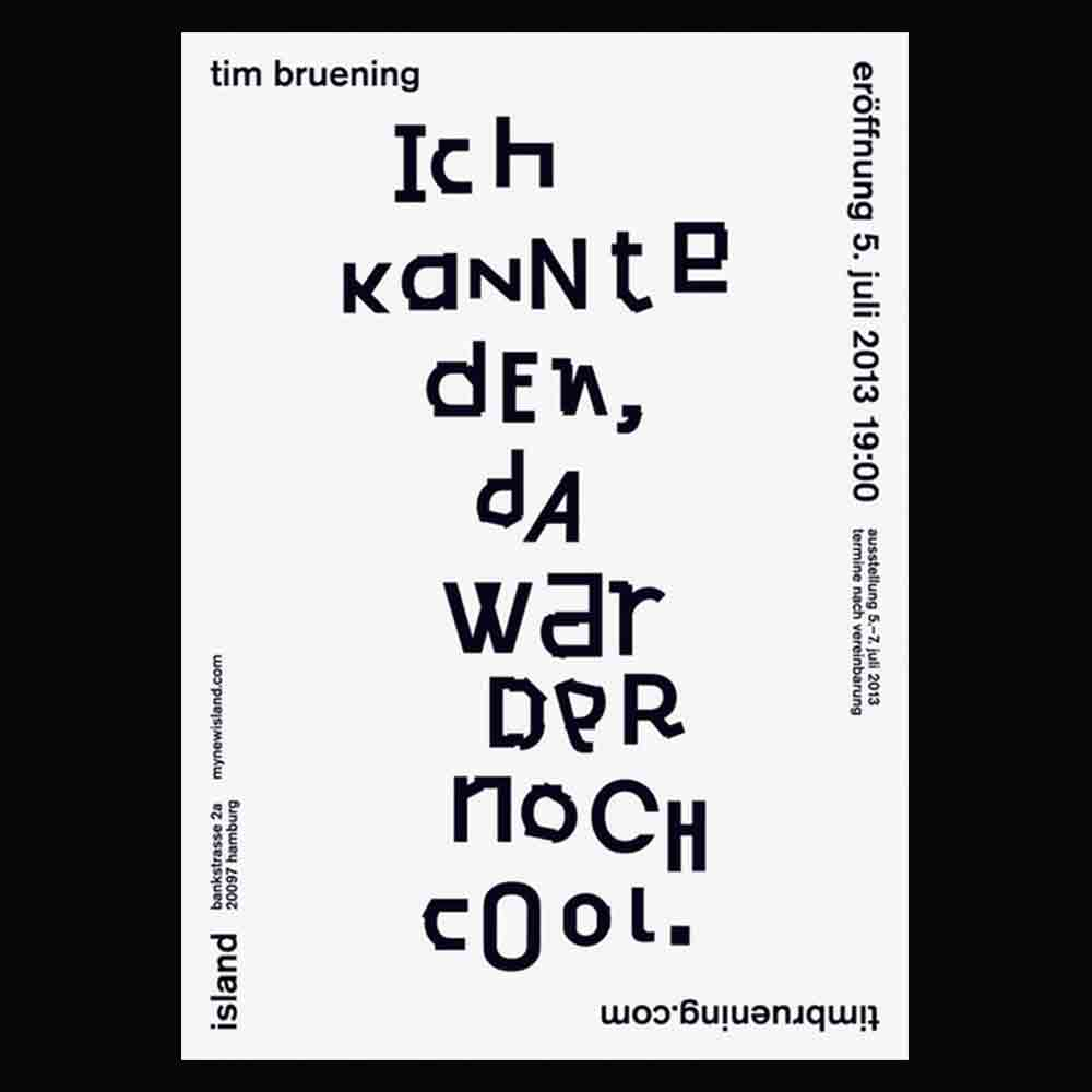 Falko Ohlmer - Another Graphic | Archive of graphic design focused on typographic treatment | graphic design inspiration
