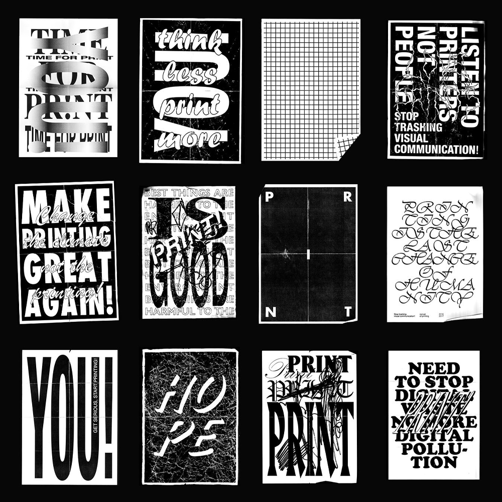 János Hunor Vári - graphic design inspiration