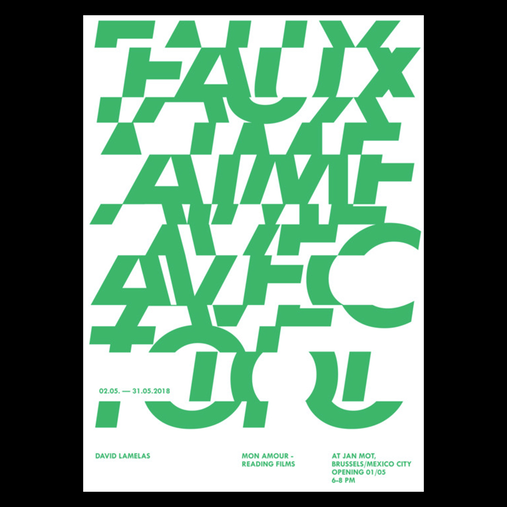 Maxim Dosca - Another Graphic | Archive of graphic design focused on typographic treatment | graphic design inspiration