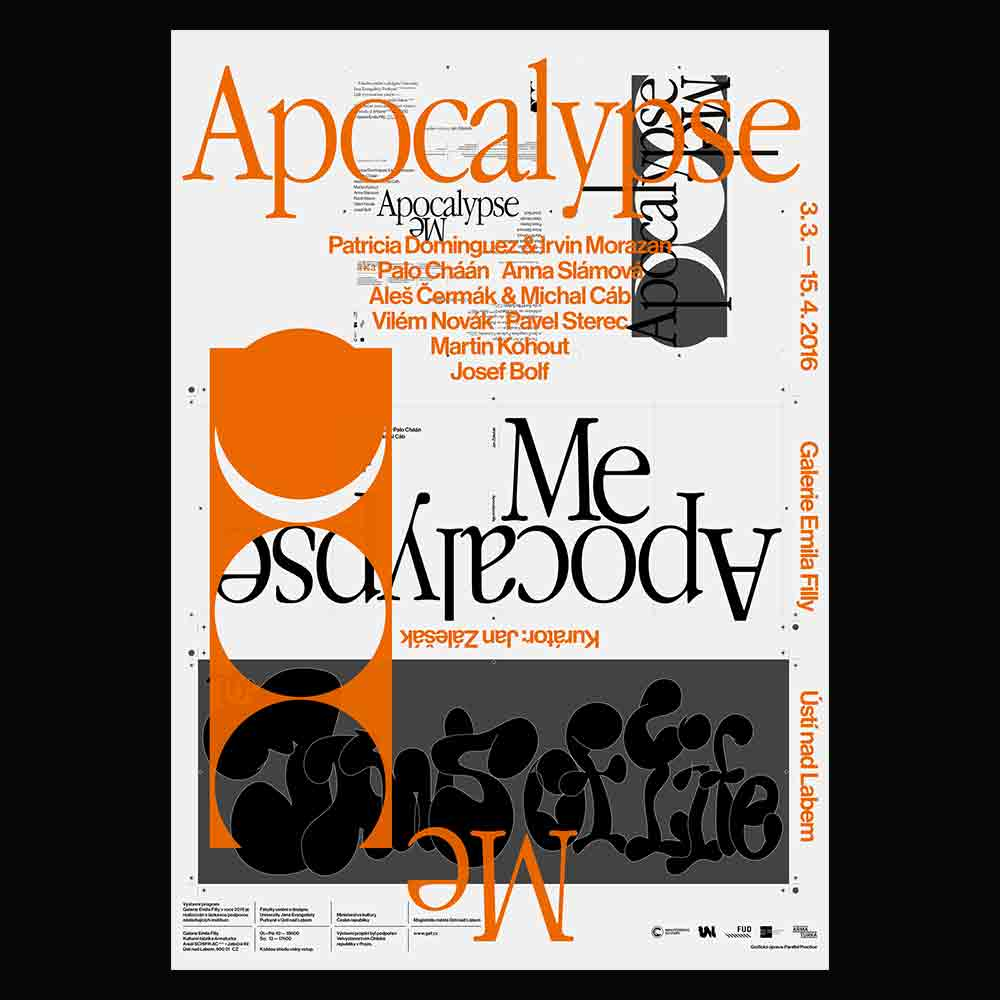 Parallel Practice - Another Graphic | Archive of graphic design focused on typographic treatment | graphic design inspiration