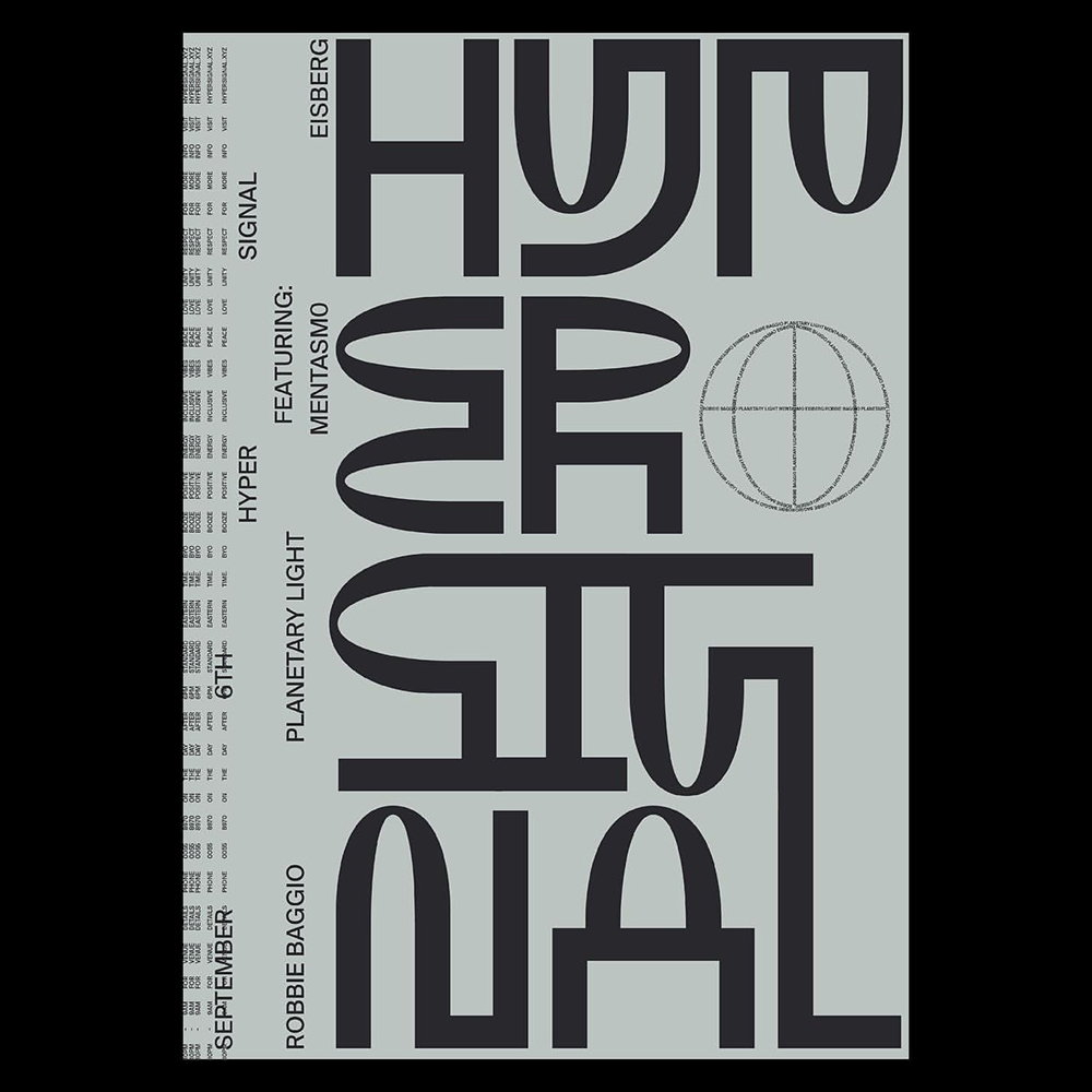 Supermega - Another Graphic | Archive of graphic design focused on typographic treatment | graphic design inspiration