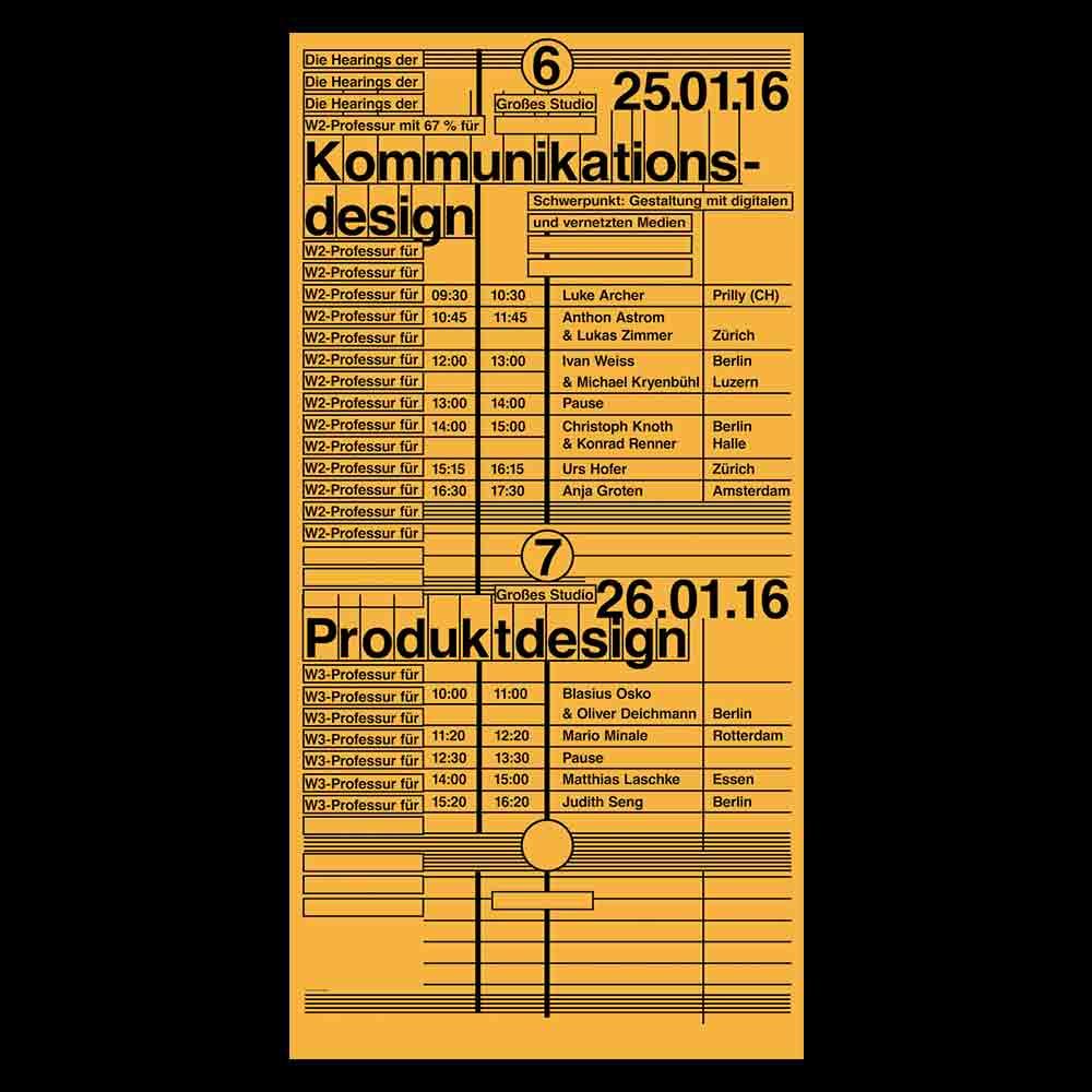 Sascia Reibel - Another Graphic | Archive of graphic design focused on typographic treatment | graphic design inspiration