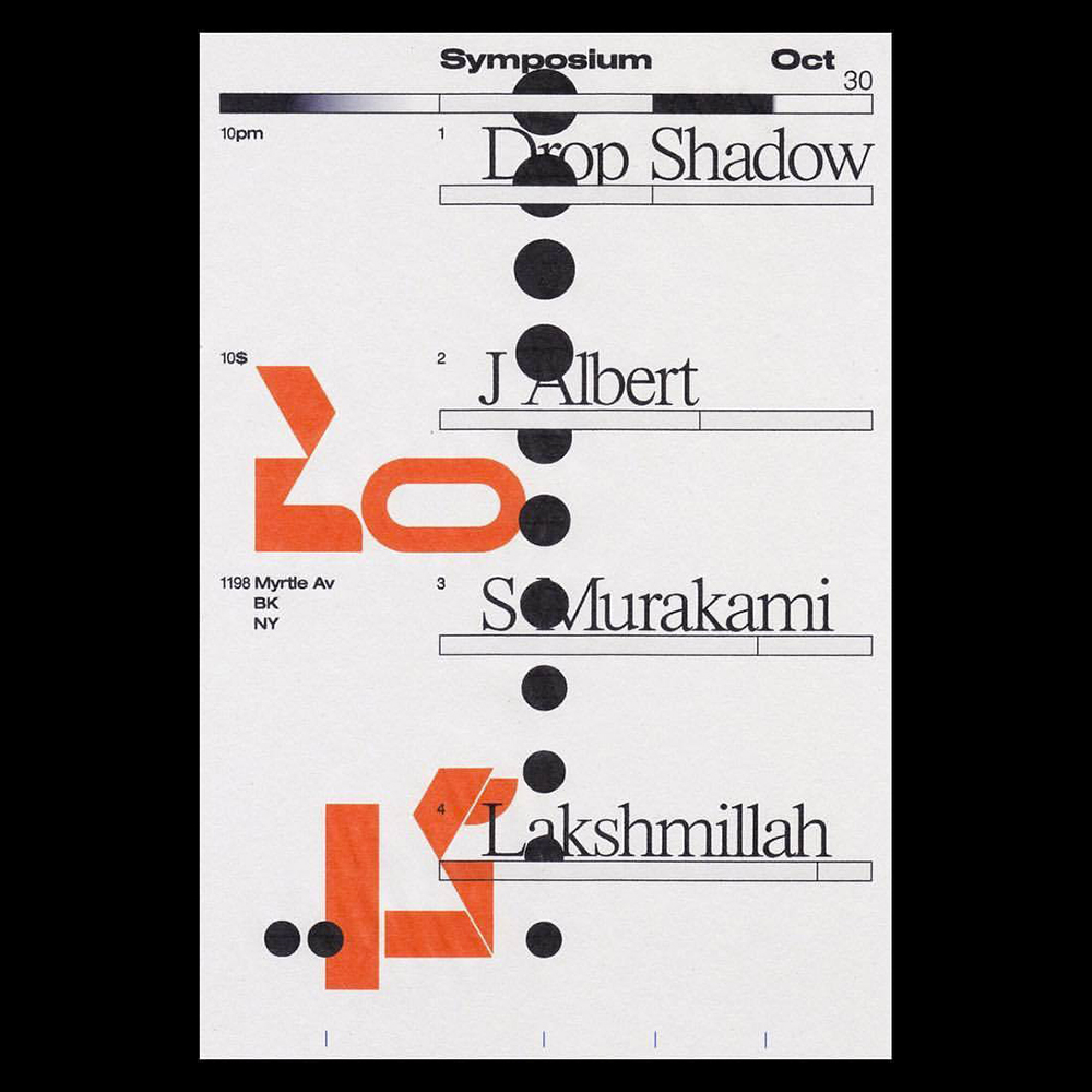 Sharon Gong - Another Graphic | Archive of graphic design focused on typographic treatment | graphic design inspiration