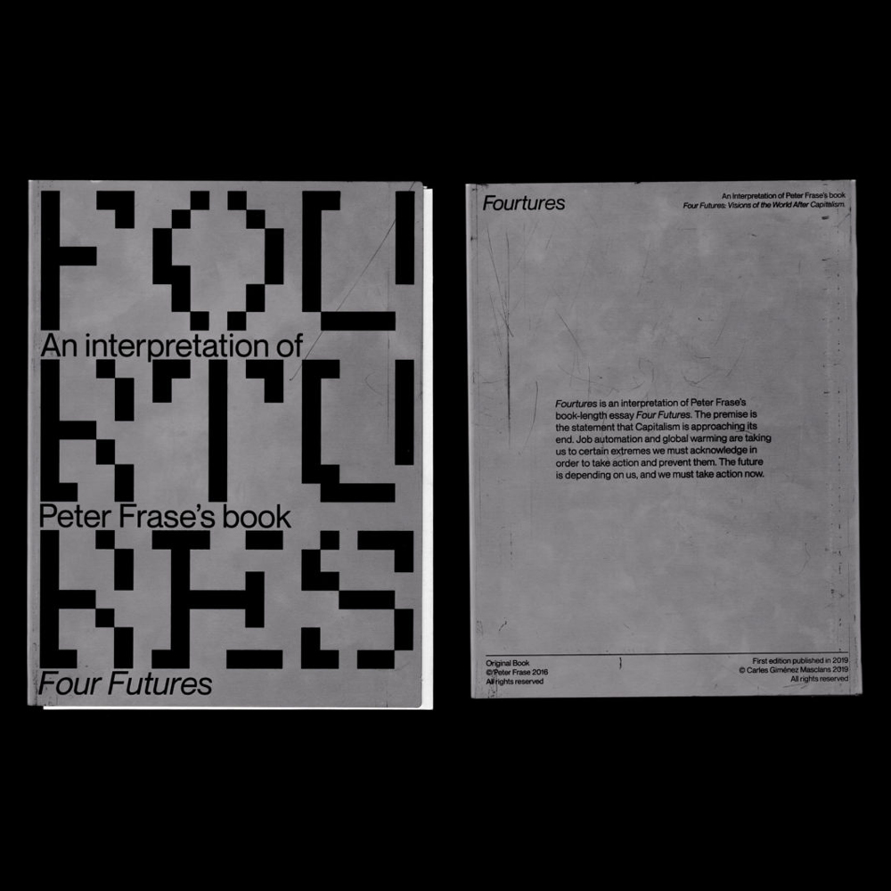 Carles Giménez - Another Graphic | Archive of graphic design focused on typographic treatment | graphic design inspiration