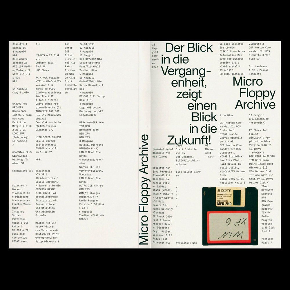 David Broenner - Another Graphic | Archive of graphic design focused on typographic treatment | graphic design inspiration