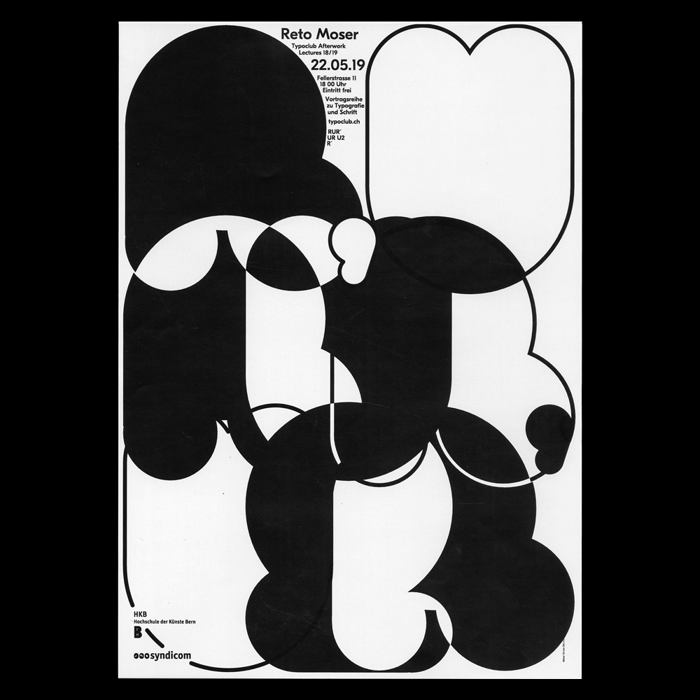 Simon Meier - Another Graphic | Archive of graphic design focused on typographic treatment | graphic design inspiration
