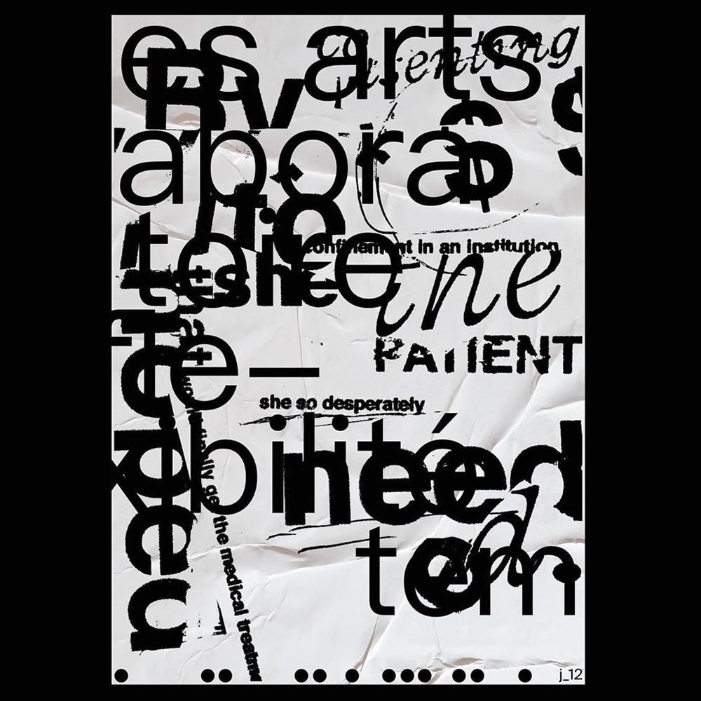 Antoine Wartner - Another Graphic | Archive of graphic design focused on typographic treatment | graphic design inspiration