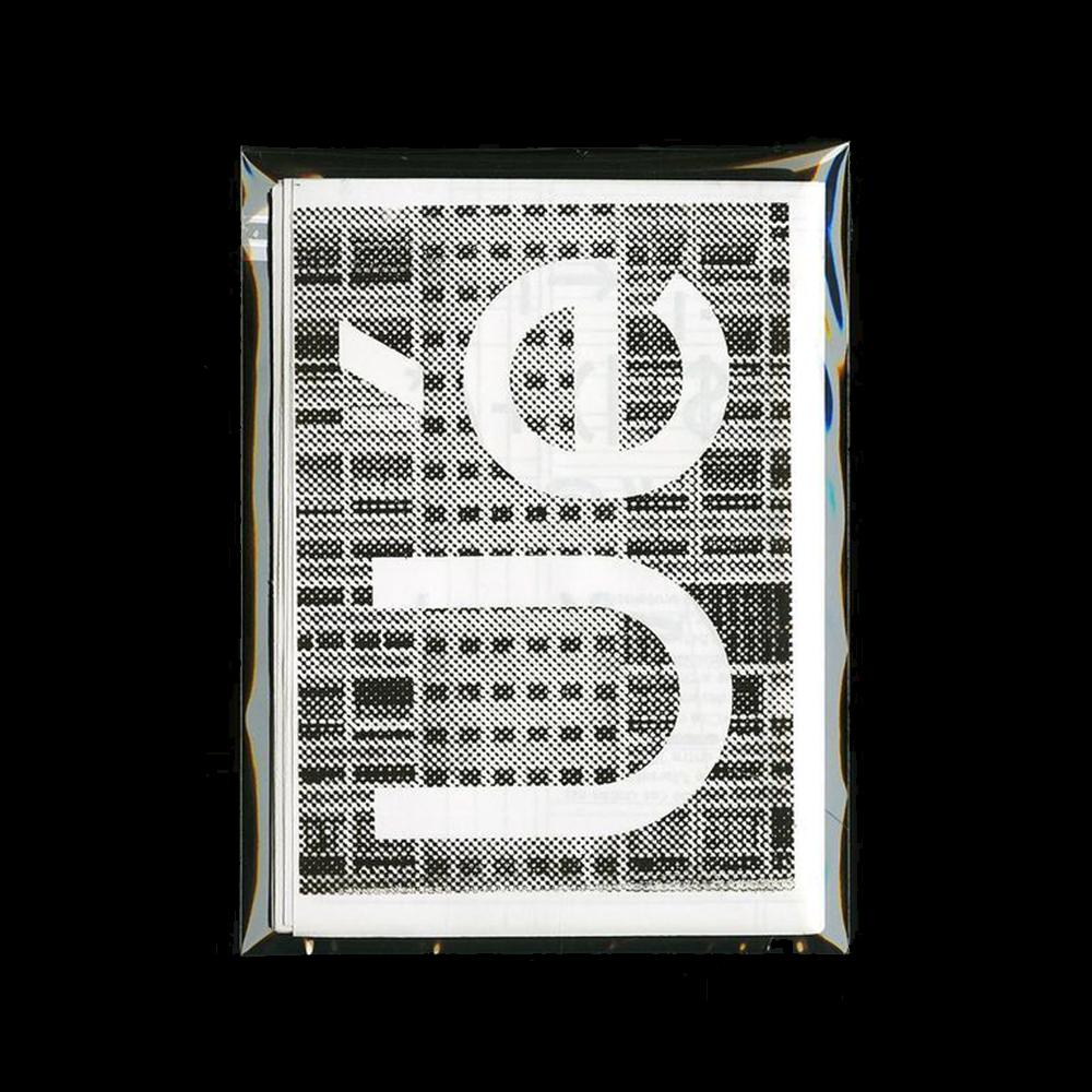 Nocrag Triste - Another Graphic | Archive of graphic design focused on typographic treatment | graphic design inspiration