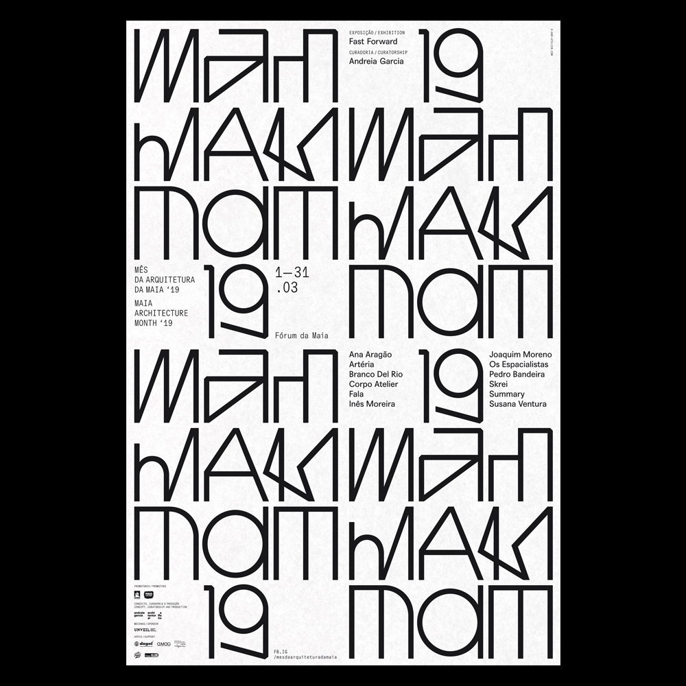 And Atelier - Another Graphic | Archive of graphic design focused on typographic treatment | graphic design inspiration