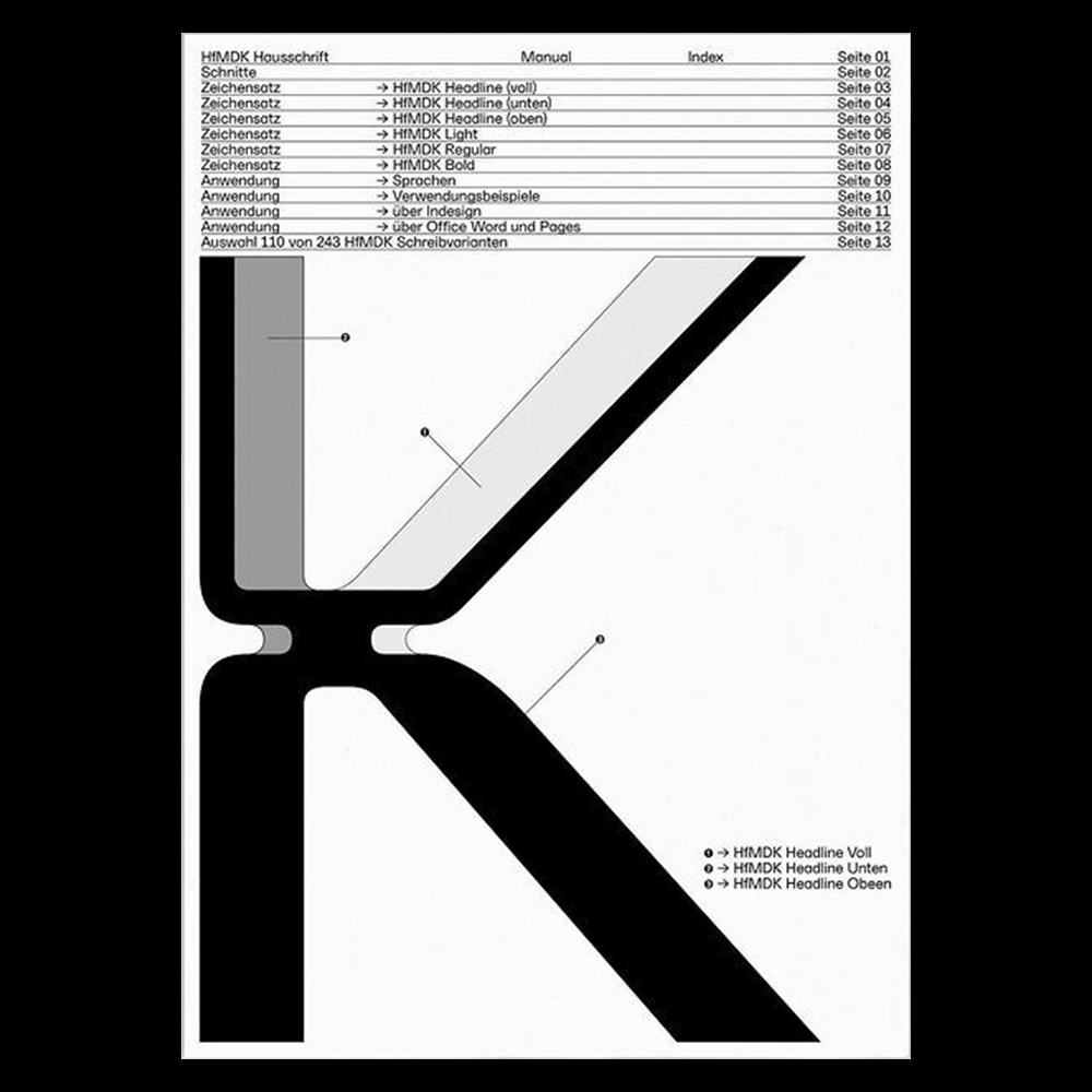 Massimiliano Audretsch - Another Graphic | Archive of graphic design focused on typographic treatment | graphic design inspiration