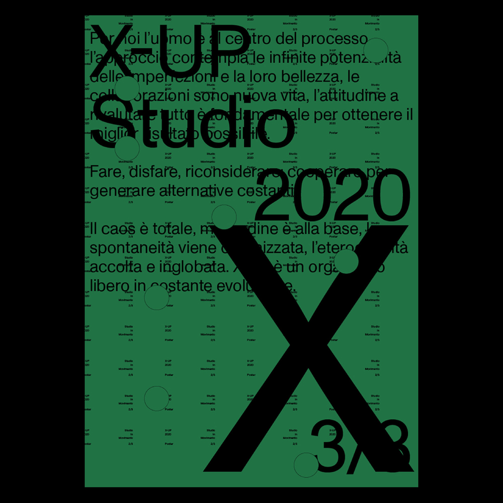 X-UP Studio - Another Graphic | Archive of graphic design focused on typographic treatment | graphic design inspiration