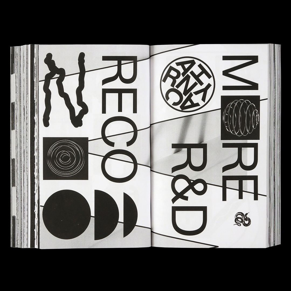 Christopher Sleboda - Another Graphic | Archive of graphic design focused on typographic treatment | graphic design inspiration