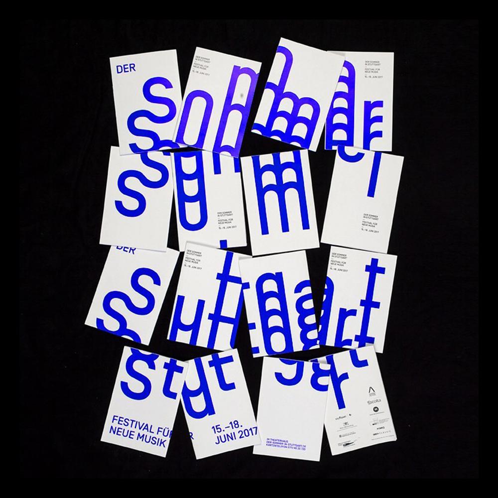 Studio Cabrio - Another Graphic | Archive of graphic design focused on typographic treatment | graphic design inspiration