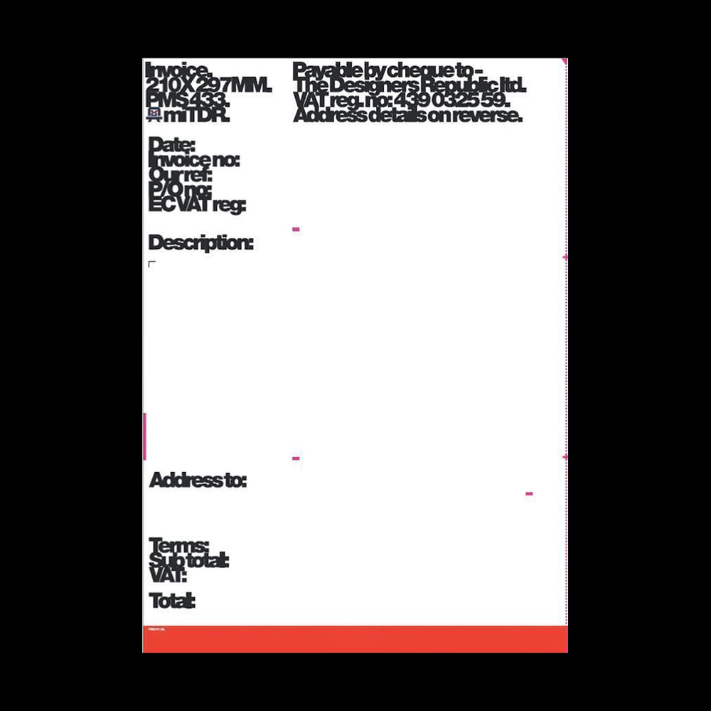 The Designers Republic - Another Graphic | Archive of graphic design focused on typographic treatment | graphic design inspiration