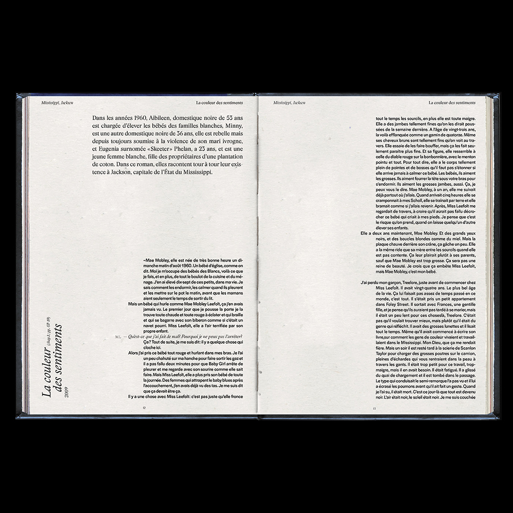 Tomes Studio - Another Graphic | Archive of graphic design focused on typographic treatment | graphic design inspiration