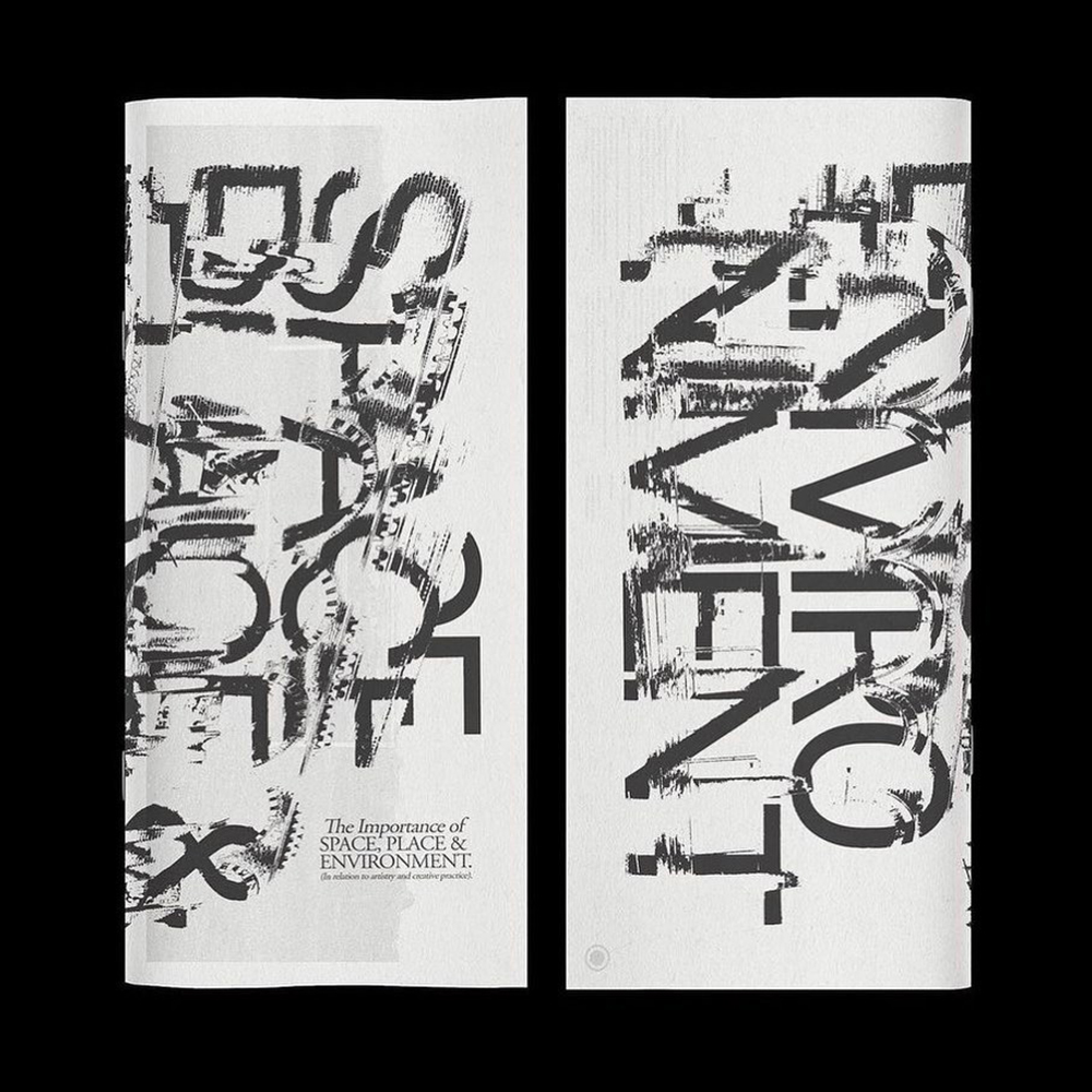 Rhys Way - Another Graphic | Archive of graphic design focused on typographic treatment | graphic design inspiration