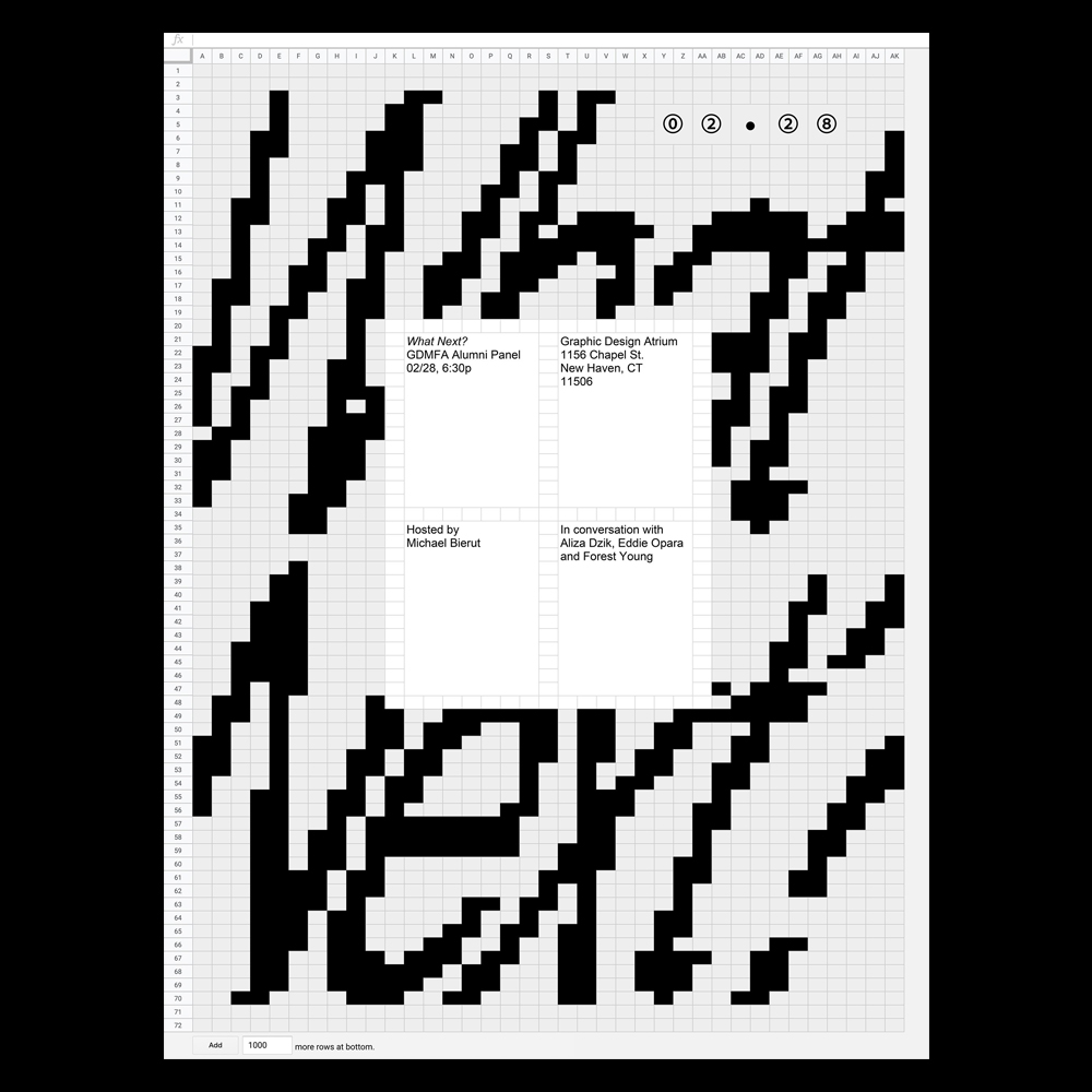 Bryant Wells - Another Graphic | Archive of graphic design focused on typographic treatment | graphic design inspiration